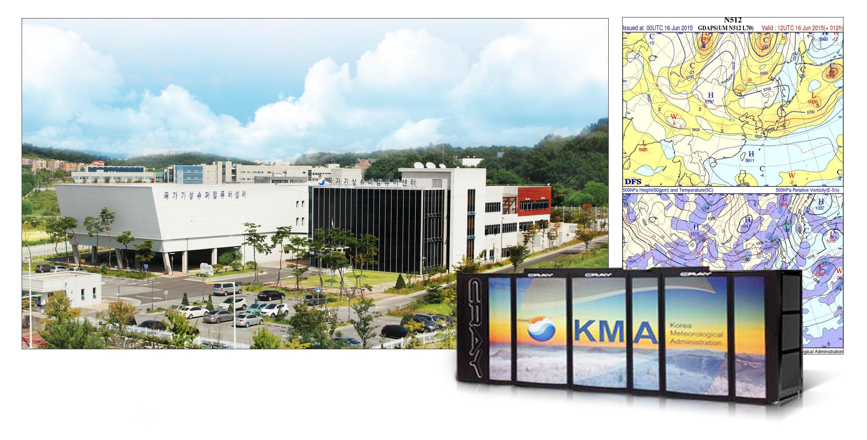 韓国気象庁、PBS ProfessionalとAcuSolveにより、電力消費量を抑えた革新的なスーパーコンピューター設備を実現