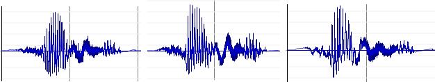 機械学習:音声認識 - 箸と橋の違い