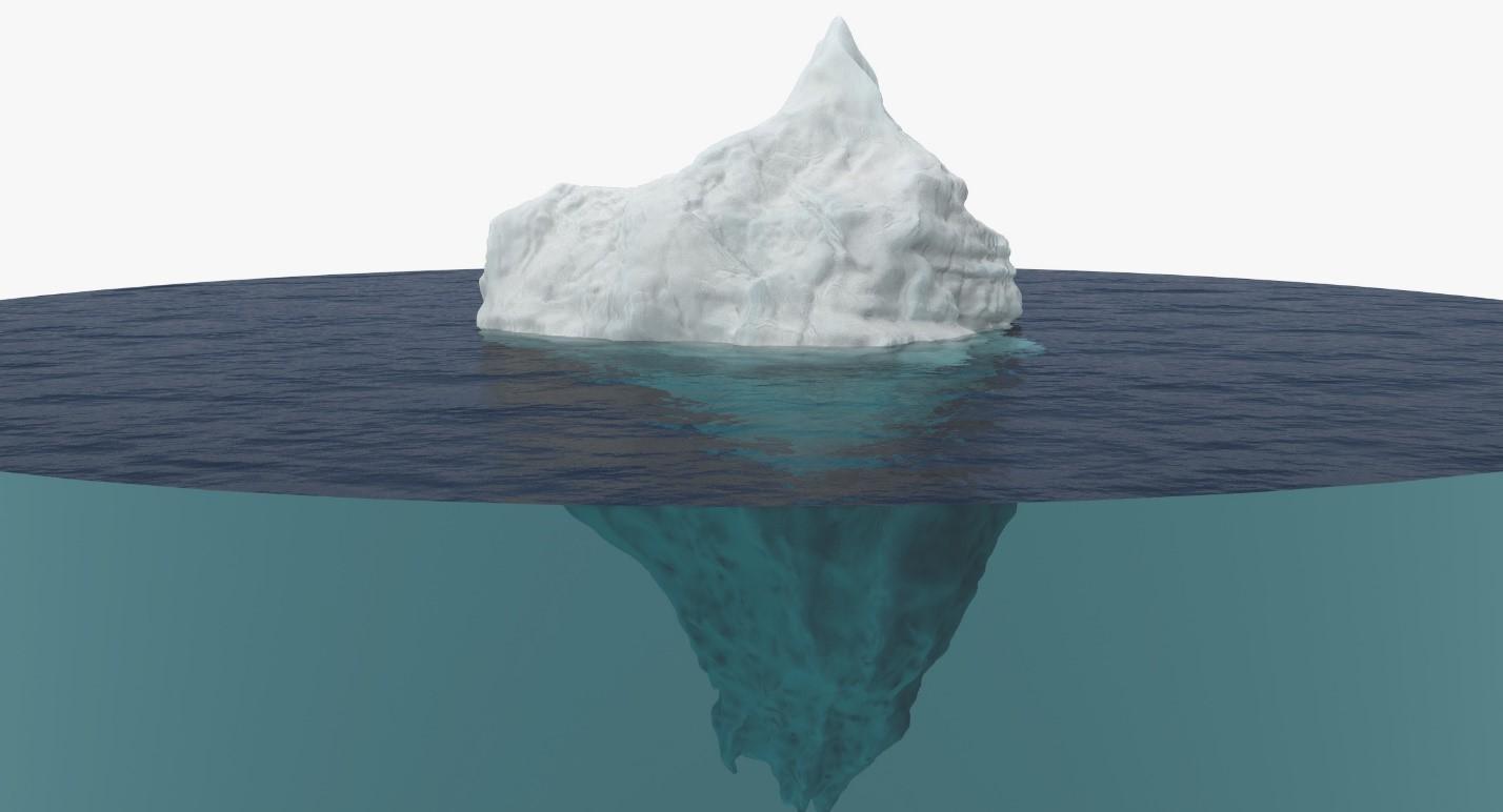 デジタルで真実を暴く:氷山ポスターは正しいか?